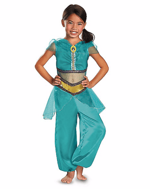 Disney Princess Jasmine Classic Child Costume