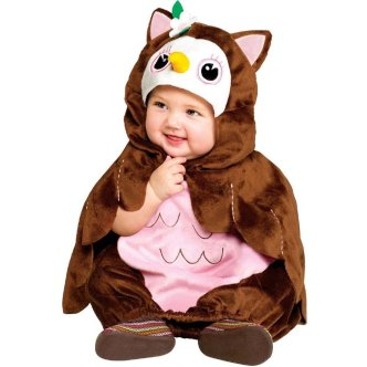 Baby Owl Costume - Give A Hoot Costume