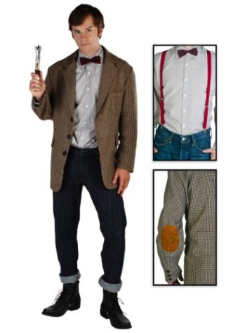 Dr Who Costumes - Doctor Professor Costume
