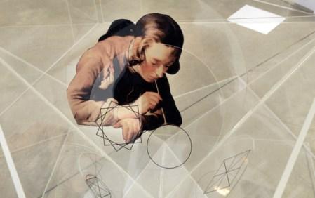 Alfa (an ōʈr wɖt nem) ALFA (AN ŌƮR WĐT NEM), dītêl, 2004, mixt mīdia