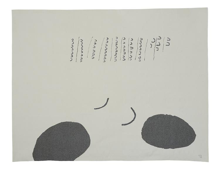 ŔƮŠELTRZ I │ 2008 │ Ōbysõ tapistriŔƮŠELTRZ I │ 2008 │ Ōbysõ tapistriŔƮŠELTRZ I │ 2008 │ Ōbysõ tapistri │ 196 x 250 sm
