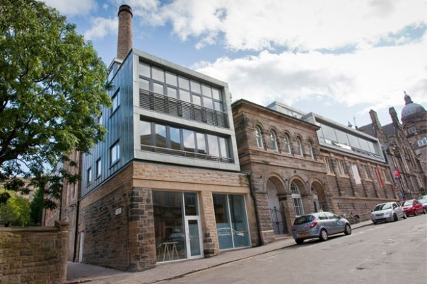 Dovecot Studio, Edinburgh