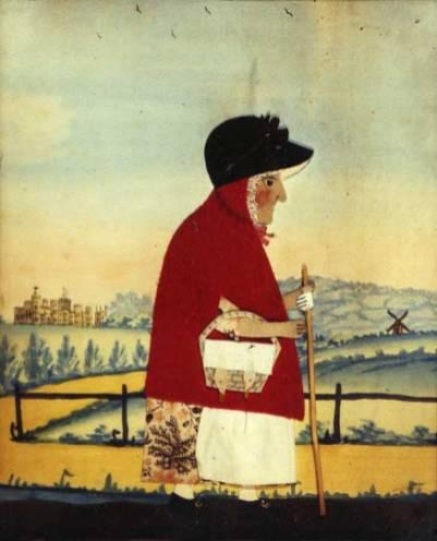 Jwj Smāt, GŪSWMN, c. 1840. Tunbrij Welz Myziym n Ātgaḷri