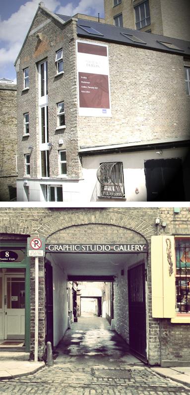 Graphic Studio Gallery, Dublin