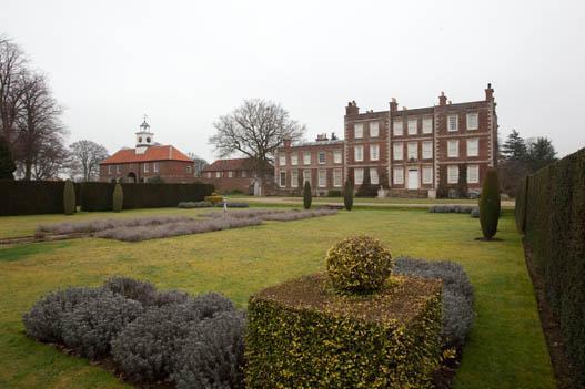 Gunby Hall