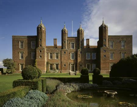 Melford Hall, Suffolk