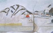 Ben Niċlsn, CORTIVALO, LUGANO, 1921-c. 1923