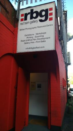 Red Barn Gallery, Belfast