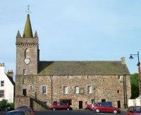 Tolbooth, Kirkcudbright