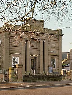 William Lamb Studio (in Montrose Museum)