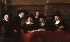 The Syndics (1662), Rijksmuseum, Amsterdam