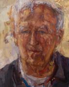Jean - oil on canvas