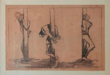 Vendette nemiche. Prigionia di Komarom, Ungheria 1918