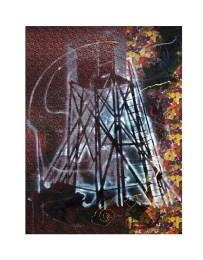 Watchtower' (1984). Estate of Sigmar Polke/ ARS/VG Bild-Kunst, Bonn