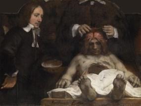 The Anatomy Lesson of Dr Joan Deyman, 1656, Amsterdam Museum, Oil on canvas, 100 x 134 cm