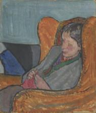 Vnesa Bel │ VJIŇA WLF IN AN ĀMČER │ 1912