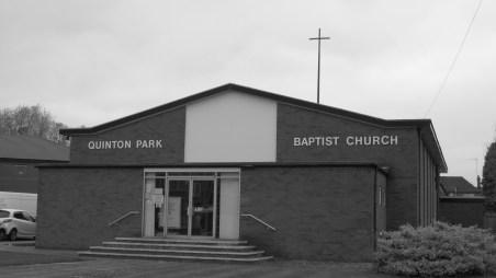 Quinton Park Baptist Church │ 2013