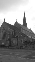 The Most Holy Sacrament and St Osburg Roman Catholic Church, Barras Lane. Grade II listed │ 2013