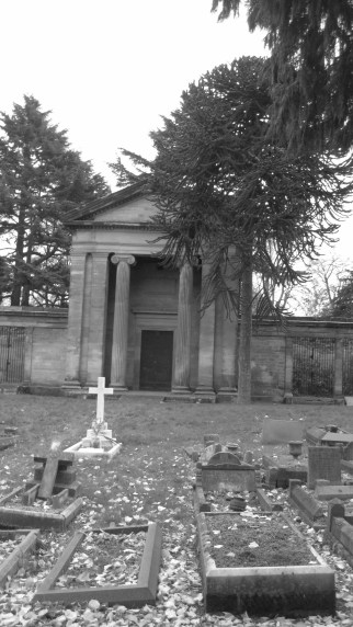 Non-conformist Chapel, London Road Cemetery. Grade II* listed │ 2013