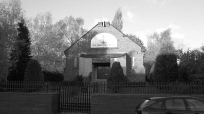 New Apostolic Church (disused), Upper Spon Street │ 2013