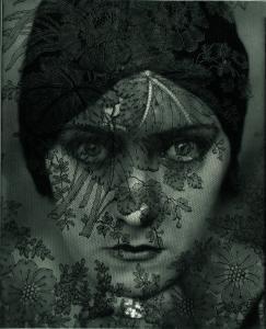 Actress Gloria Swanson, 1924 (Vanity Fair, February 1, 1924) The Sylvio Perlstein Collection