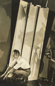 Self-portrait with Photographic Paraphernalia, 1929, (Vanity Fair, October 1, 1929)