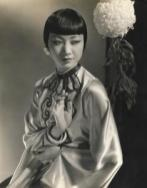 Actress Anna May Wong, 1930 (Vanity Fair, 1 September, 1931)