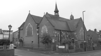 St Margaret's Anglican Church, Walsgrave Road │ 2013