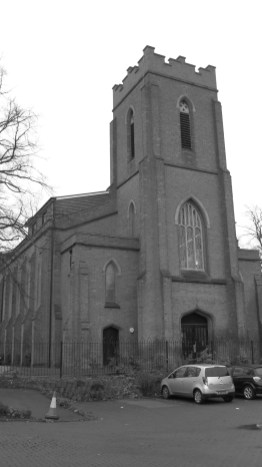 St Peter's Anglican Church (old), Charles Street, Hillfields │ 2013