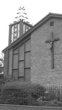 Stanislaus Kostka Roman Catholic Church, Springfield Road │ 2013