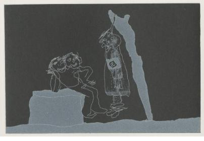 The Disasters of War, etching, 1999. From the set bought with the help of the Art Fund and the V&A/MLA Purchase Grant Fund, 2010