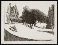 SHEPPERSON, Claude Allin. Convalescence in England (1917)