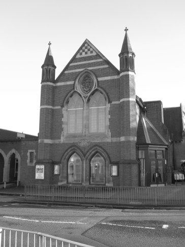 Earlsdon Methodist Church, Albany Road │ 2014