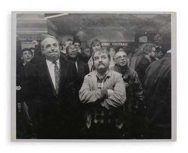 Carl De Keyzer, Ladbrokes Betting Shop, 1991 © Carl De Keyzer/Magnum Photos