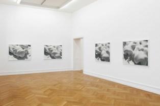 Inspiration Emerges, installation view. Kunsthalle Bern, 2012