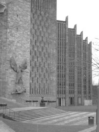 St Michael's Anglican Cathedral (new). Grade I listed │ 2013