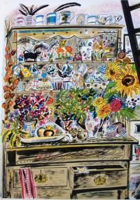 September Dresser, 2014