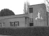 St Francis of Assissi Anglican Church, Links Road, North Radford │ 2014