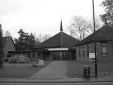 St Joseph the Worker Roman Catholic Church, De Montfort Way, Canley │ 2014