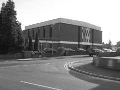 St Thomas Moore Roman Catholic Church, Watercall Avenue, Styvechale │ 2014