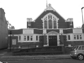 Stoke United Reformed Church / King's Chapel Apostolic Church, Harefield Road │ 2014
