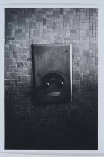 Untitled (Industrial, New Jersey), 1986. Archival silver gelatine print, 23 5/16 x 19 inches