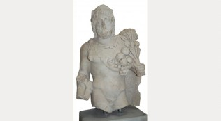 Silvanus, 2nd – 3rd century AD. Courtesy Estorick Collection of Modern Italian Art