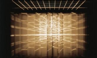 Lumière en vibration, 1968 Image Courtesy: Adrian Fritschi, Zürich