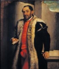 Antonio Navagero by Giovanni Battista Moroni, 1565. Photograph: Photoservice ElectaUIG/Rex