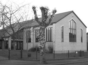 Lawrence Saunders Road Baptist Church │ 2014