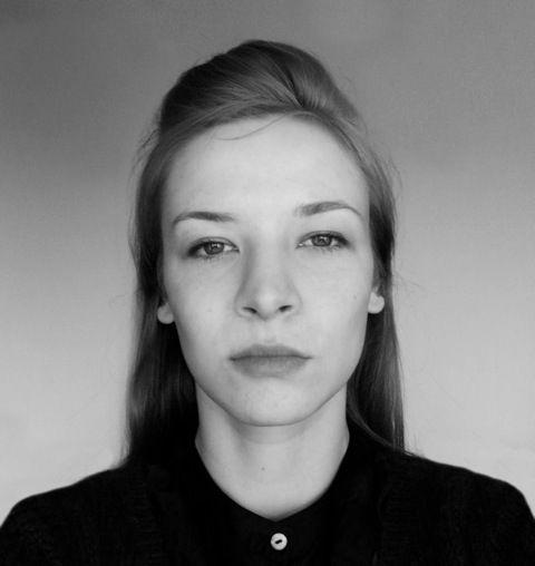 Agnieszka Polska, photo courtesy of Żak-Branicka Gallery, Berlin