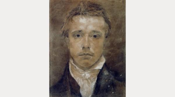 Samuel Palmer, Self-Portrait, c. 1824–25. © Ashmolean Museum, University of Oxford