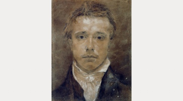 Samuel Palmer, Self-Portrait, c. 1824–25. © Ashmolean Museum, University of Oxford
