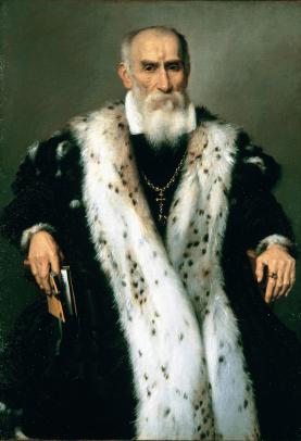 Gian Girolamo Albani, c1570. Photograph: Private collection